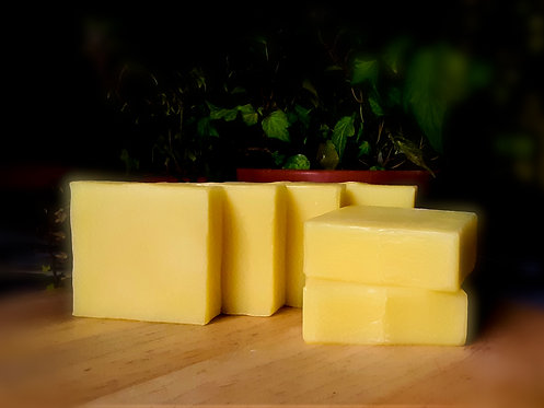 Soothe & Smooth ~ Unscented Soap