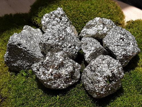 Pyrite - Masculine Energy, Manifestation, Action, Confidence