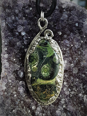 Kambaba Jasper - Ancient Wisdom & Emotional Healing