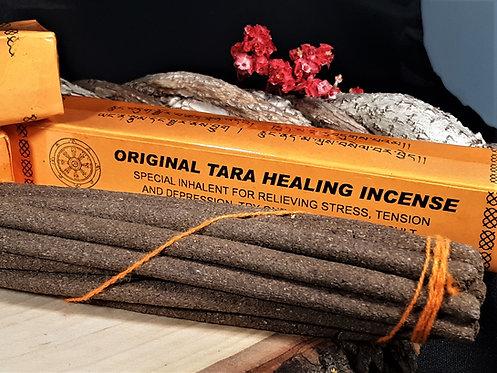 Original Tara Healing Incense - Relieves Stress, Tension & Depression