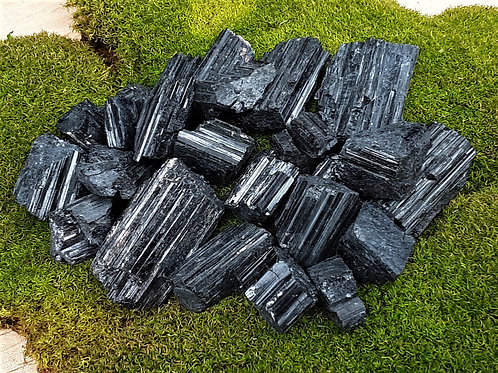 Black Tourmaline - Purification & Protection