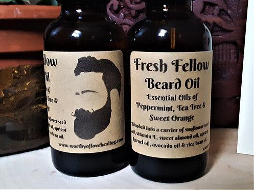 Fresh Fellow Beard Oil