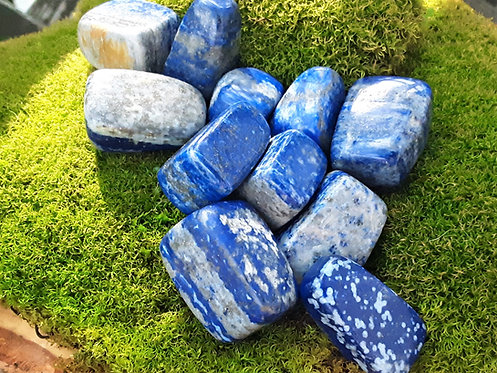 Lapis Lazuli - Inner Vision, Truthful Communication, Royal Virtues
