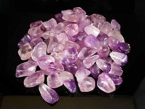 Amethyst - Protection, Purification, Divine Connection, Release of Addictions