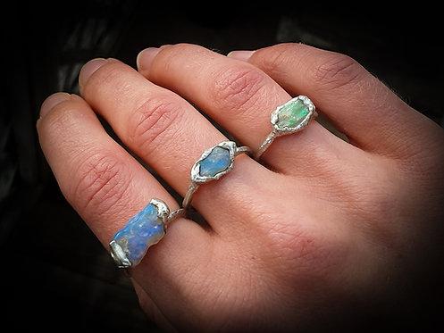 Australian Precious Opal - Holy Fire, Light, Connection to Spirit