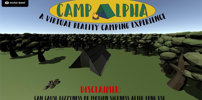 Camp Alpha VR
