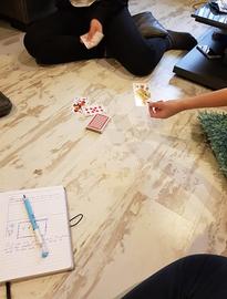 Card game playtesting 2