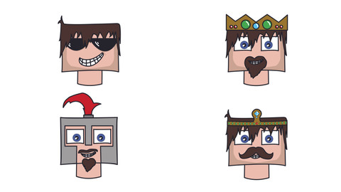 Minecraft website icons