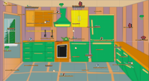 Level 1 overview