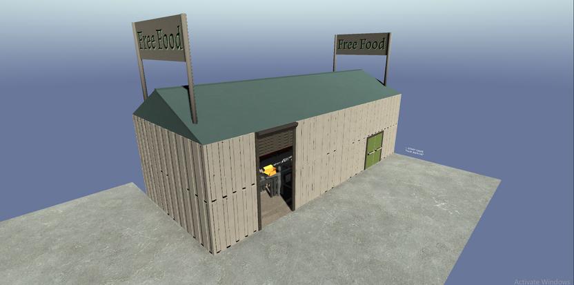 Food bank facility