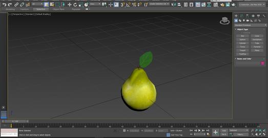 Textured Pear