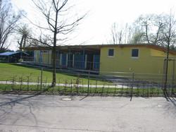 Umkleidetrakt - Strandbad Nussdorf