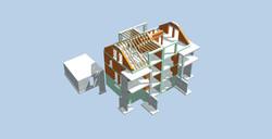 Neubau Einfamilien-Doppelwohnhaus ...