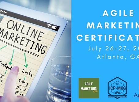 Agile Marketing – Well Beyond Technology