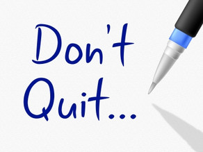 God Is Too Legit For You To Quit!
