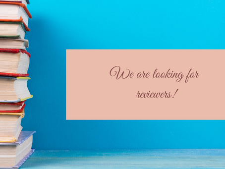 We Are Looking For Reviewers!
