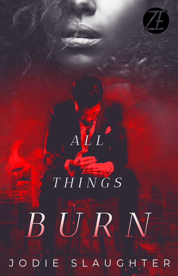 All Things Burn by Jodie Slaughter