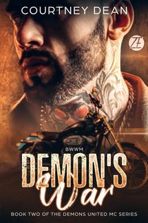 Demon's War by Courtney Dean