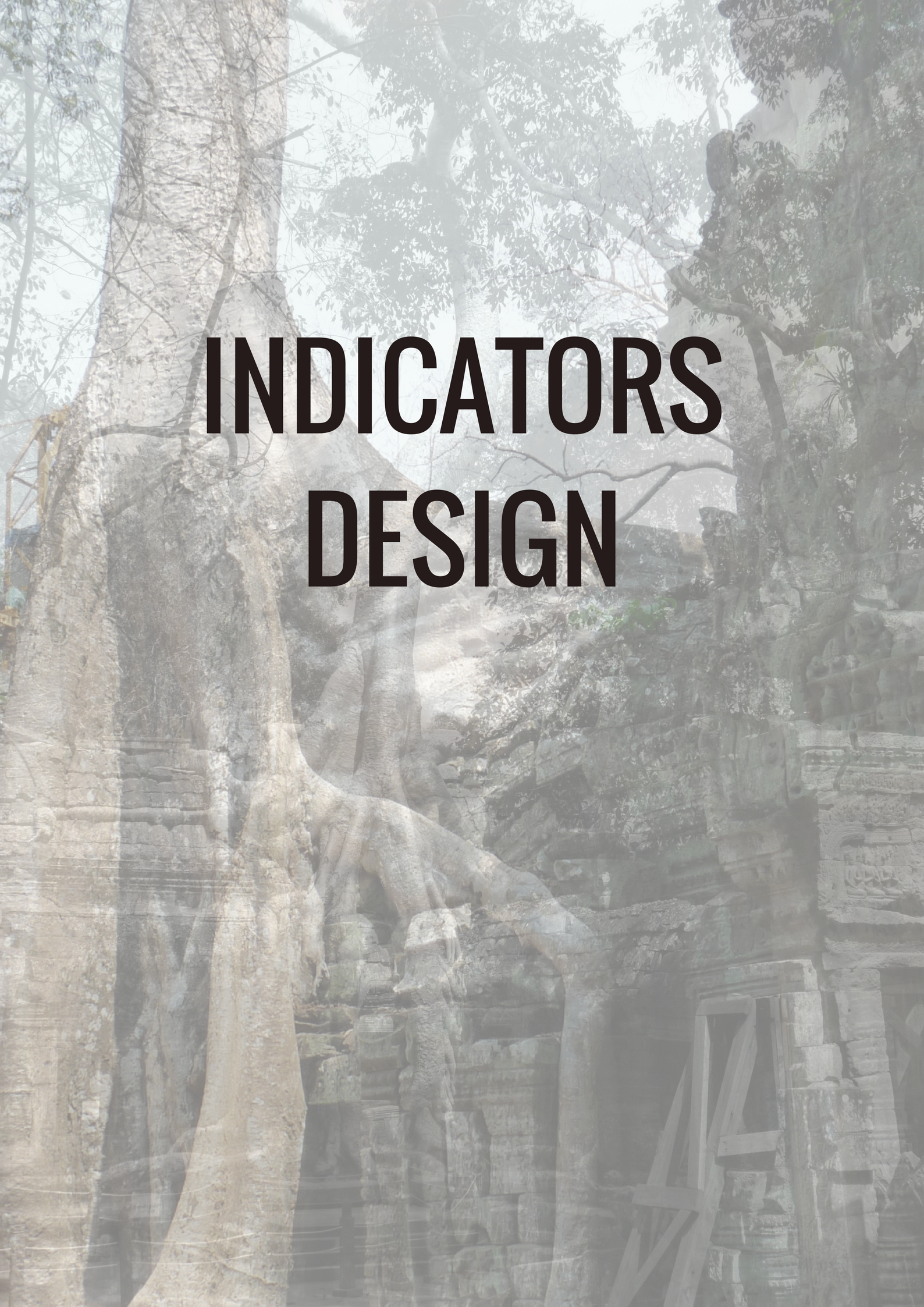 Indicators design