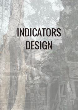 Indicators design