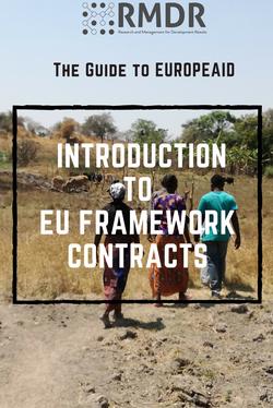 Introduction to EU FWC