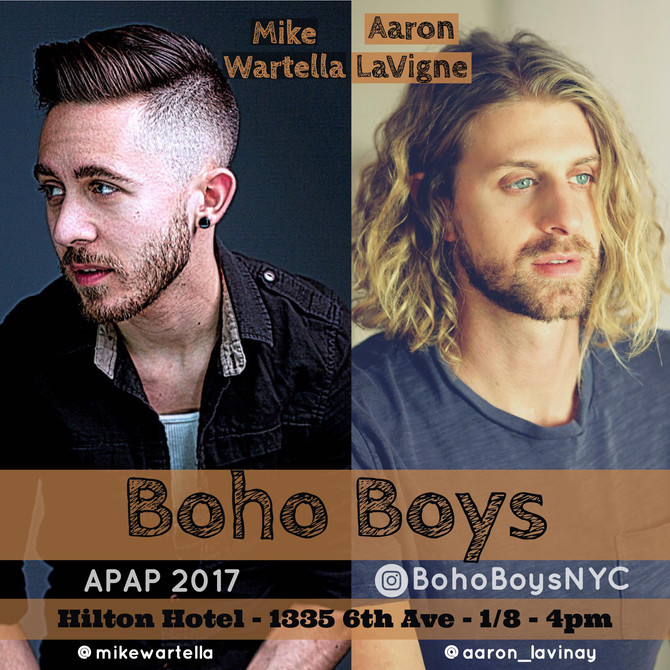 Boho Boys @ APAP 2017