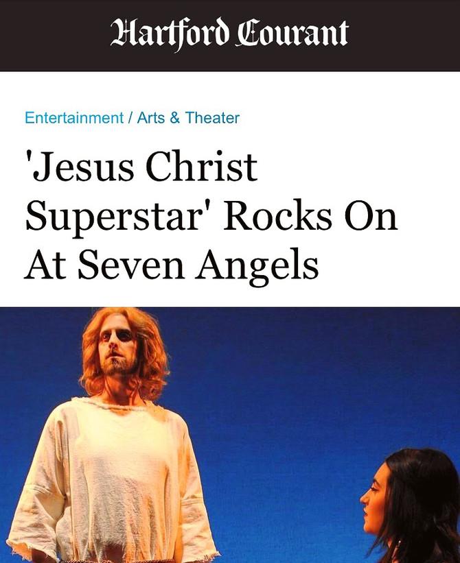 Jesus Christ Superstar @ Seven Angels Theatre