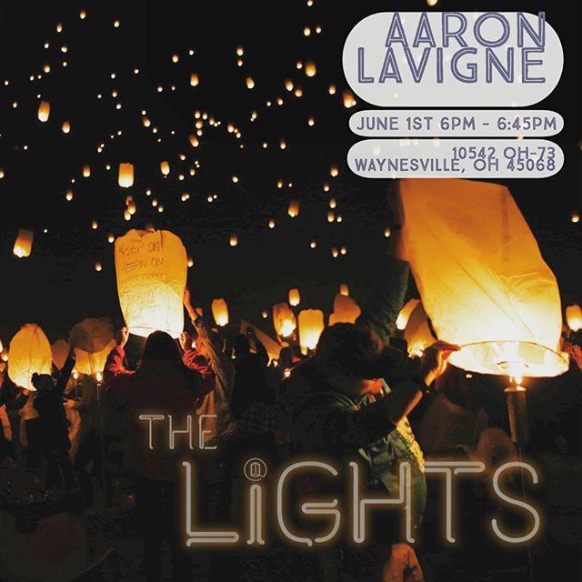 Aaron LaVigne @ The Lights Fest