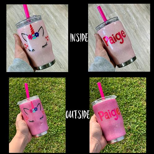 Pink Sun Shift Cup