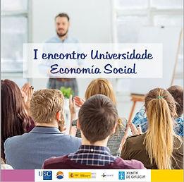 I Encontro universidade economia social.