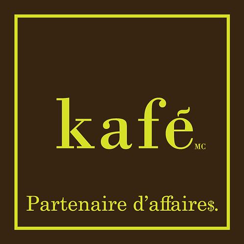 Kafé: Devenir membre Ambassadeur