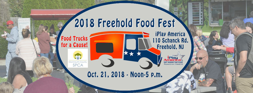 Freehold Food Fest Supports Monmouth County SPCA