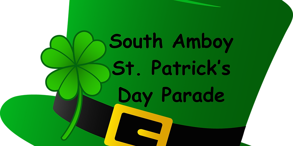 South Amboy St Patrick's Day Parade - LIVE