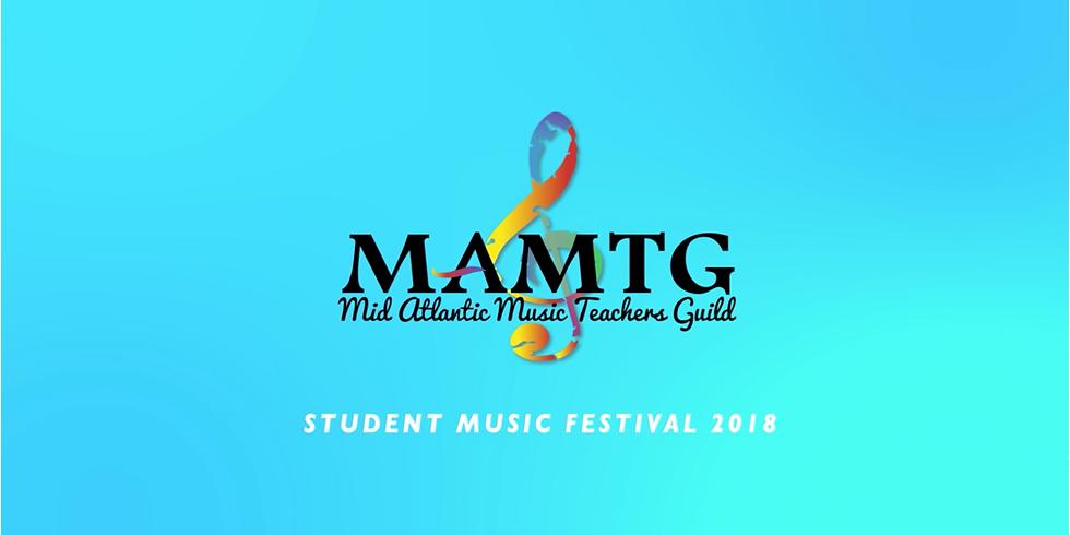 MAMTG Student Music Festival 2019