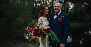 Taillah & Zac // Purnella Park Wedding