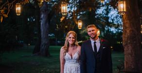 Holly + Jack // Gabbinbar Homestead summer wedding