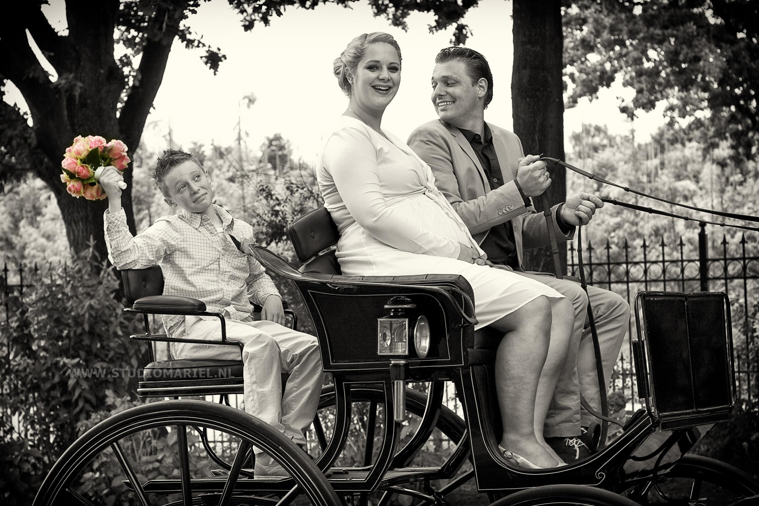 Bruiloft: Alphons & Anne