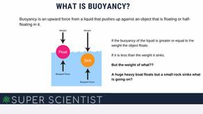 Learning about Buoyancy