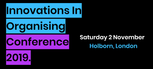 Innovations in Organising Conference 2019