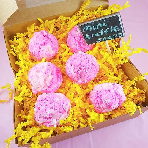 Mini Truffle Soaps (6-pack)