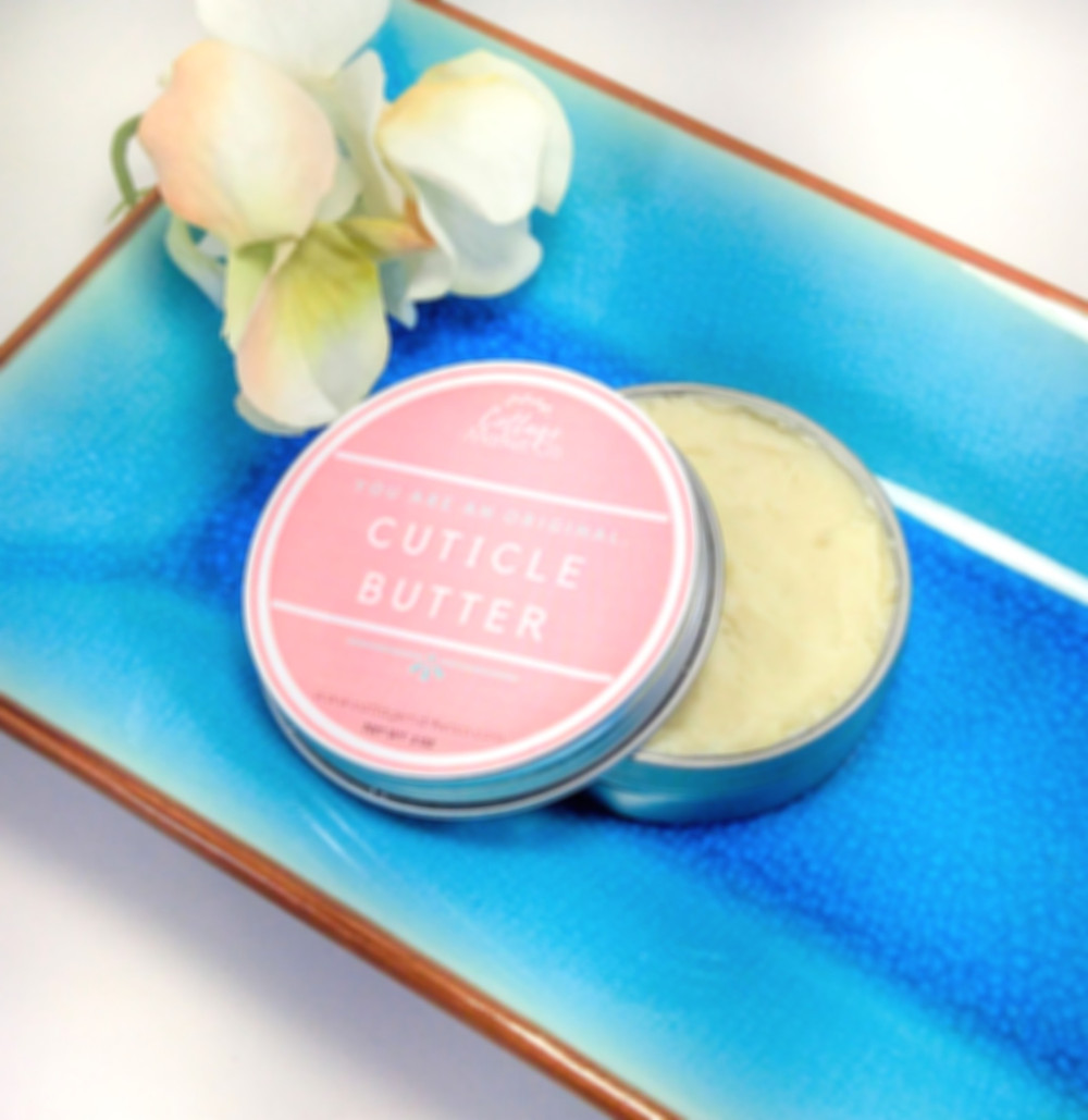 cuticle cream, manicure, organic skin care, natural skin care, summer skin must-haves, gifts for women under $25