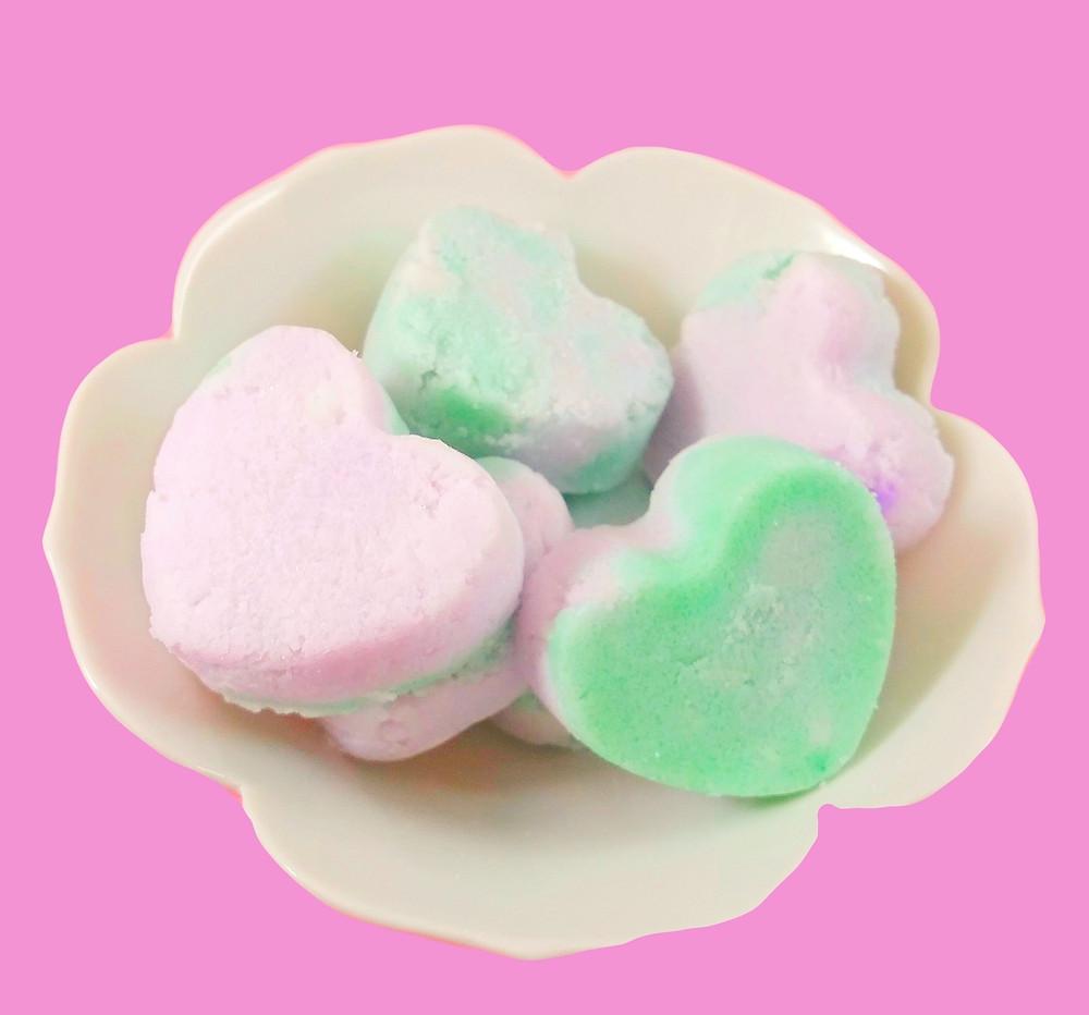 sugar scrub bar, handmade soap, homemade sugar scrub