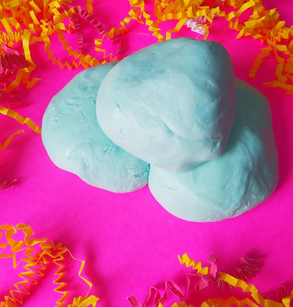 playdoh soap, squishy soap, kids soap, handmade soap, fun soap for kids, kids party favors