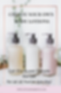 Free DIY at-home body lotion recipe