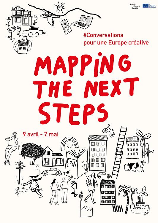 Mapping the next steps_Plan de travail 1