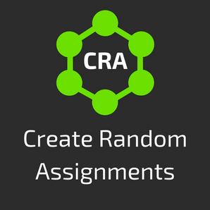 Create Random Assignments