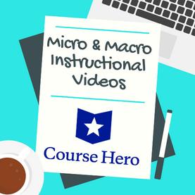 Course Hero Videos