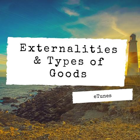 Externalities & Types of Goods