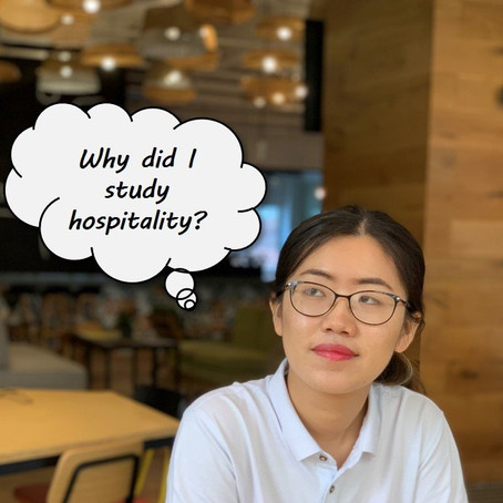 IH HOTLINE: Did I make the right decision to study hospitality? 我学习酒店管理专业是正确的选择吗?