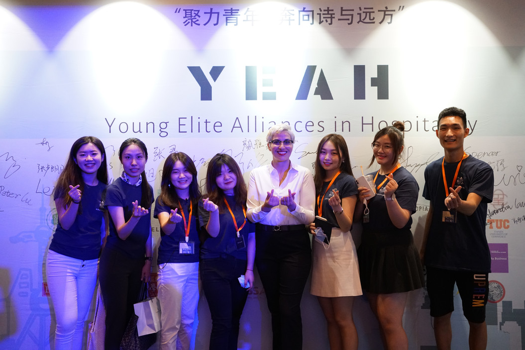 Young Elite Alliances in Hospitality